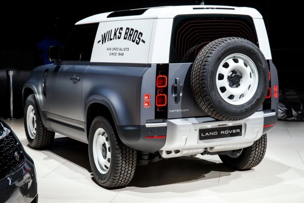 Land Rover Defender Hard Top - 10