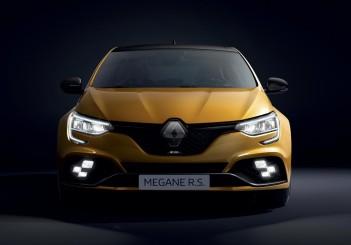 Renault Megane R.S. Trophy - 01