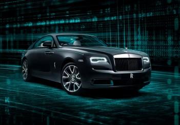 Rolls-Royce Wraith Kryptos - 01