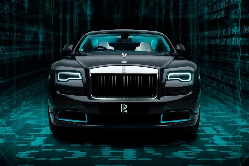 Rolls Royce Wraith Kryptos - 02
