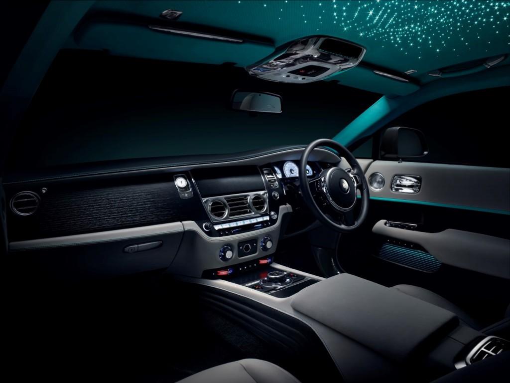 Rolls-Royce Wraith Kryptos - 08