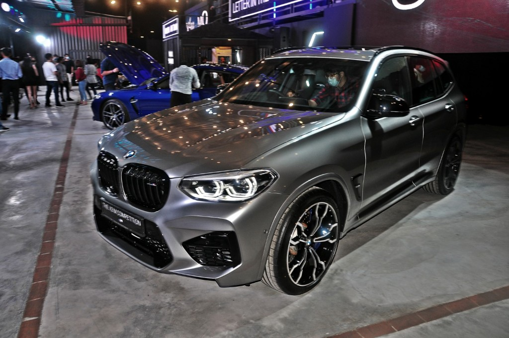Bmw X3 M And X4 M Competition Introduced From Rm887k Carsifu