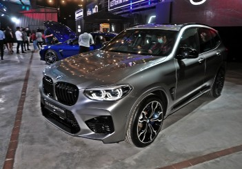 BMW X3M Competition - 01