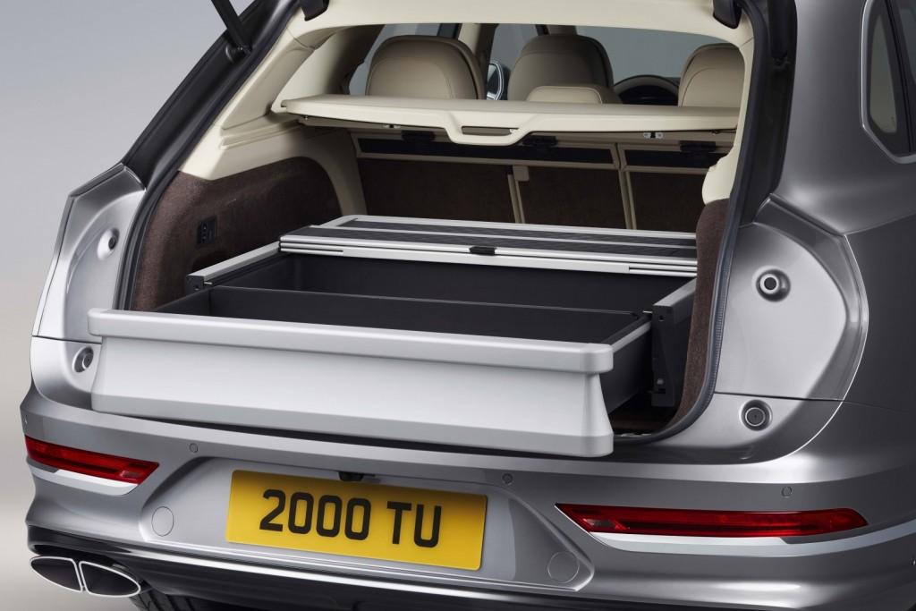 Bentley Bentayga 4.0 V8 - 07