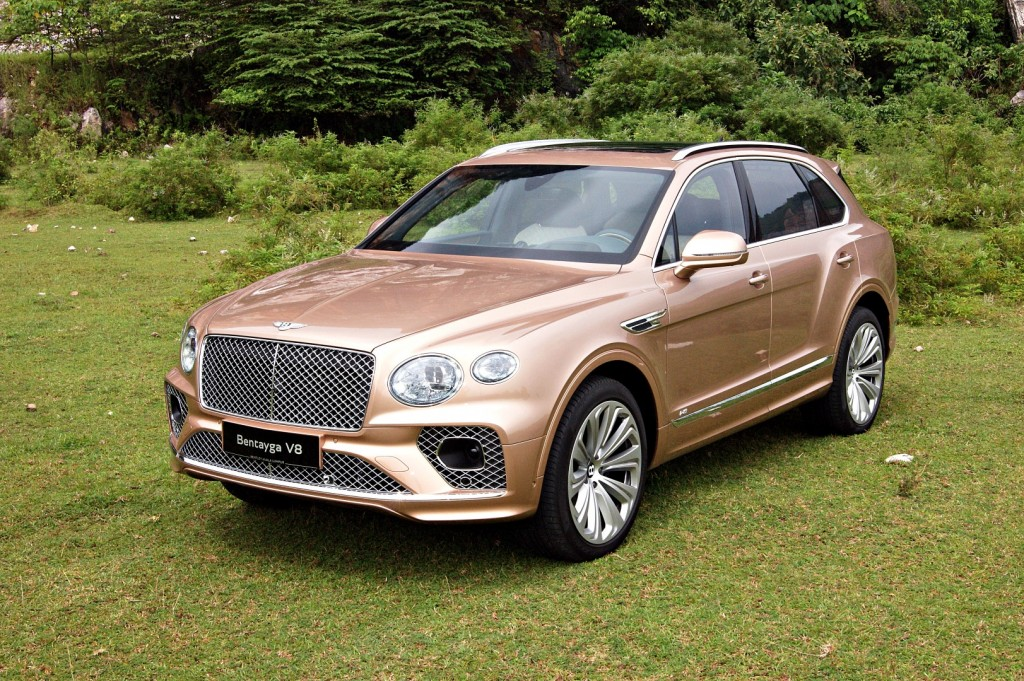 First Drive Off To Perak In New Bentley Bentayga V8 Carsifu
