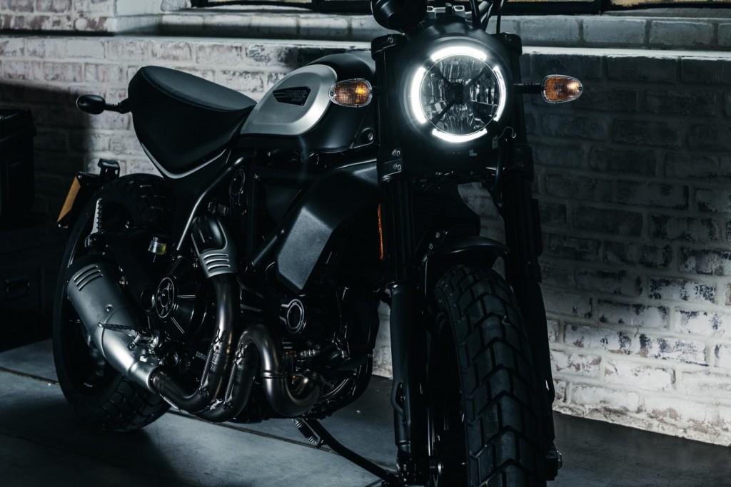 Ducati Scrambler Icon Dark - 05