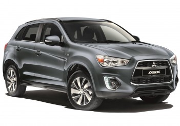 Mitsubishi ASX Compact SUV- RM8,888 additioanl trade-in top-up support from MMM authorized dealers