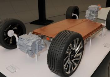 The third-generation global EV platform and Ultium battery system