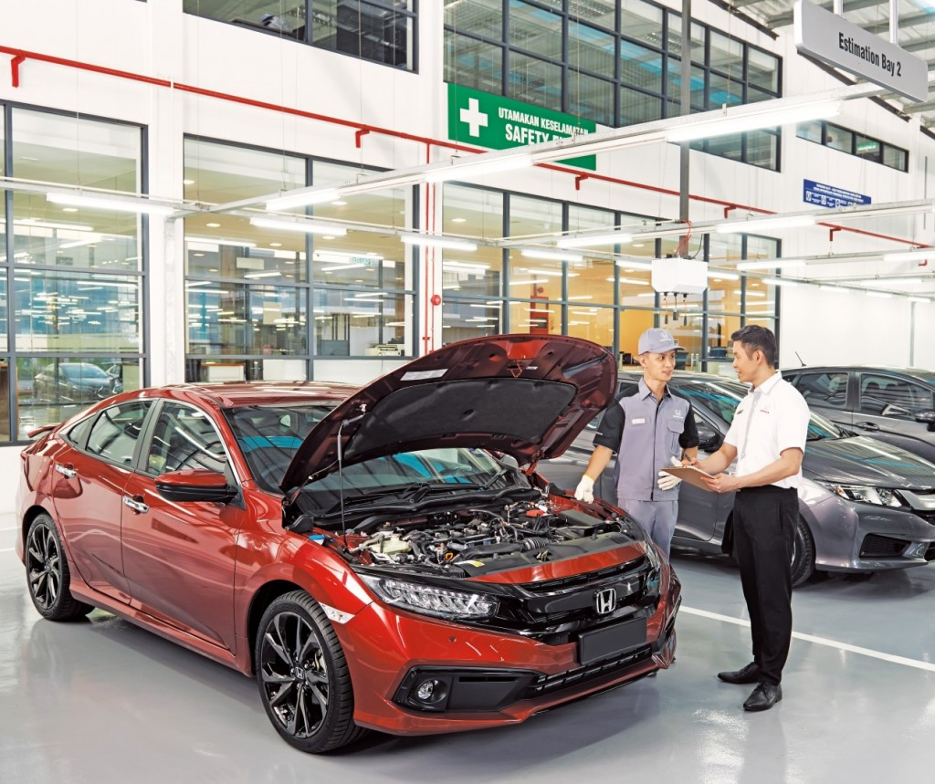 Honda Insurance Plus - 01