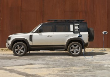 Land Rover Discover PHEV - 25