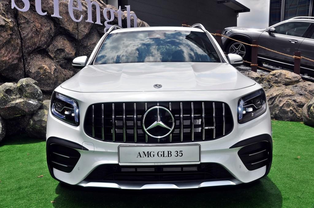 Mercedes-AMG GLB 35 - 03