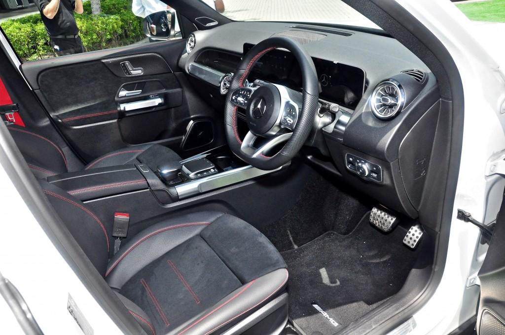 Mercedes-AMG GLB 35 - 14