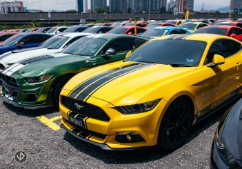 Mustang Club Malaysia Sets Malaysia Book of Records for Largest Ford Mustang Gathering   (5)