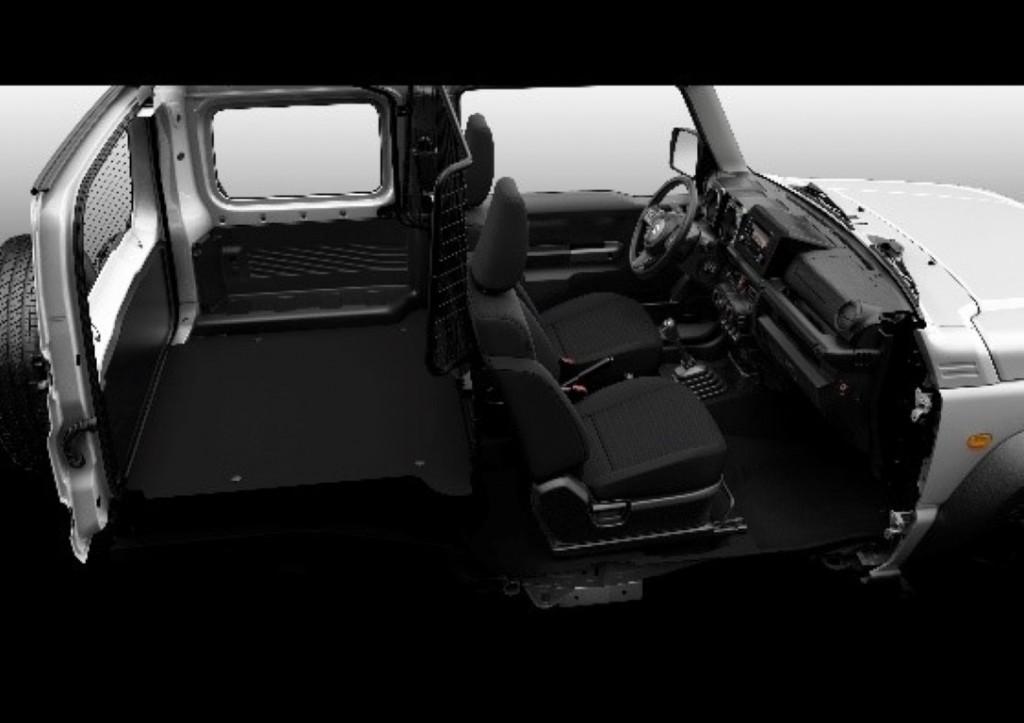 Suzuki Jimny commercial vehicle - 02