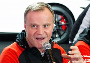 Toyota Motorsport Advisor Tommi Mäkinen