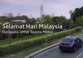 UMW Toyota Selamat Hari Malaysia