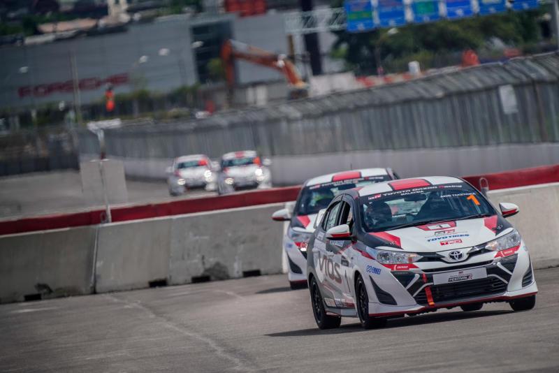 The Toyota Vios Challenge (Season 3 - Round 2) was held in Sungai Besi, Kuala Lumpur last November.