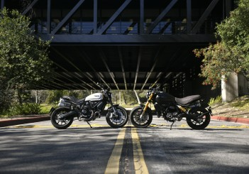 1100 Sport and 1100 Sport Pro