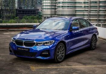 BMW 330e M Sport - 09