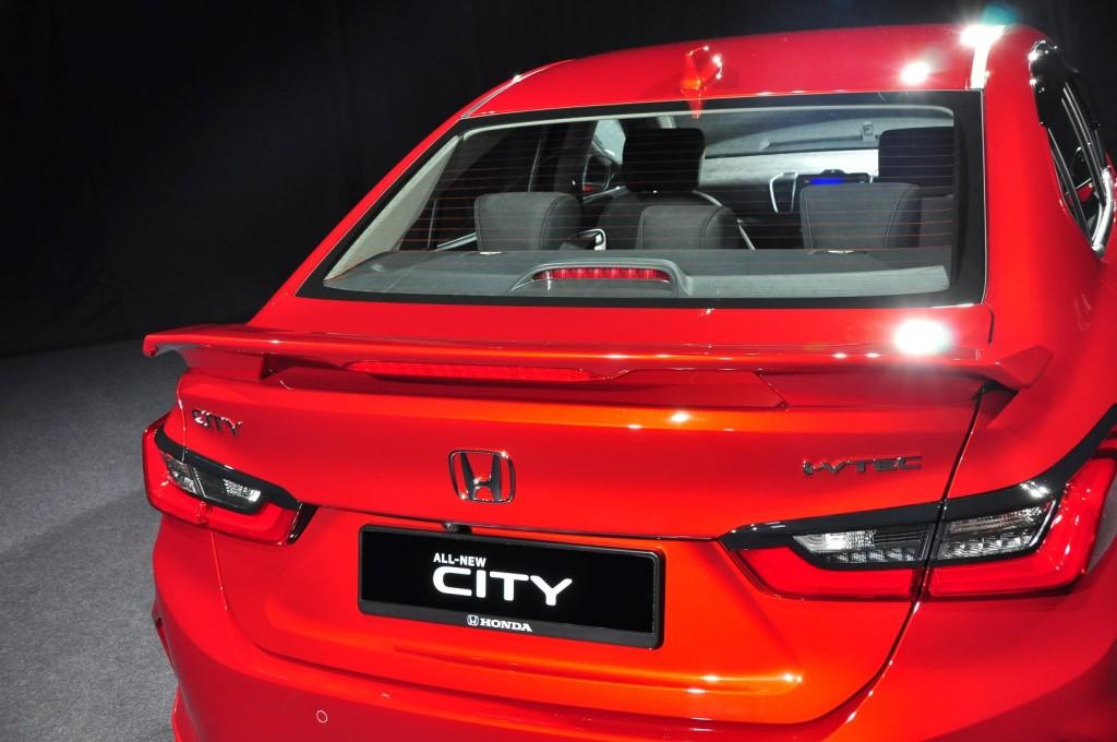Honda City (Gen 5) E Spec - 12