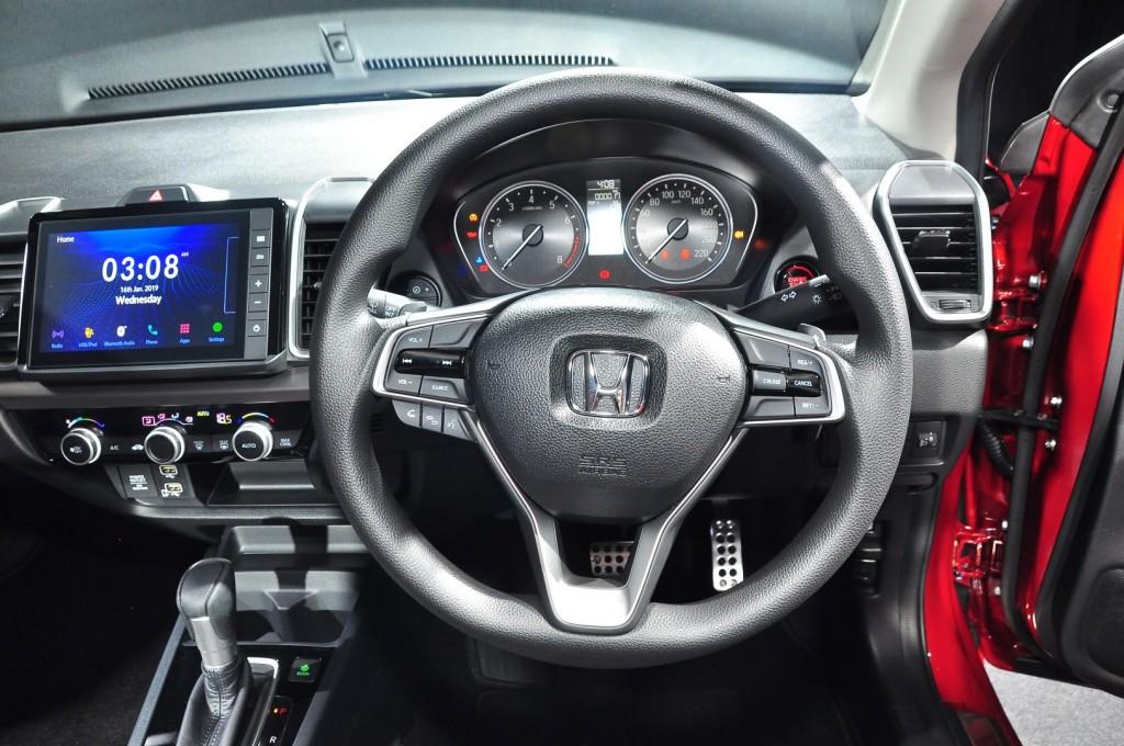 Honda City (Gen 5) E Spec - 35