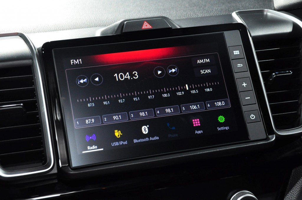 Honda City (Gen 5) RS Spec - 102