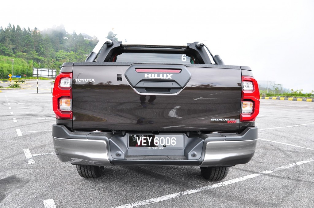 Toyota Hilux 2.8 Rogue - 110