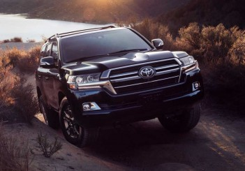 Toyota Land Cruiser (2021) - 01