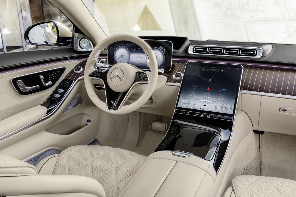 Mercedes-Maybach S-Klasse (Z 223), 2020 Mercedes-Maybach S-Klasse (Z 223), 2020