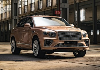 Bentley Bentayga - 01