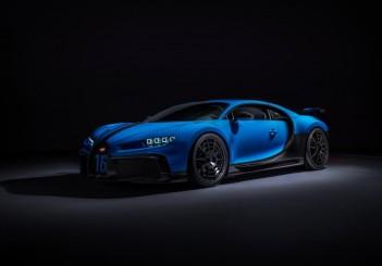 Bugatti Chiron Pur Sport - 01