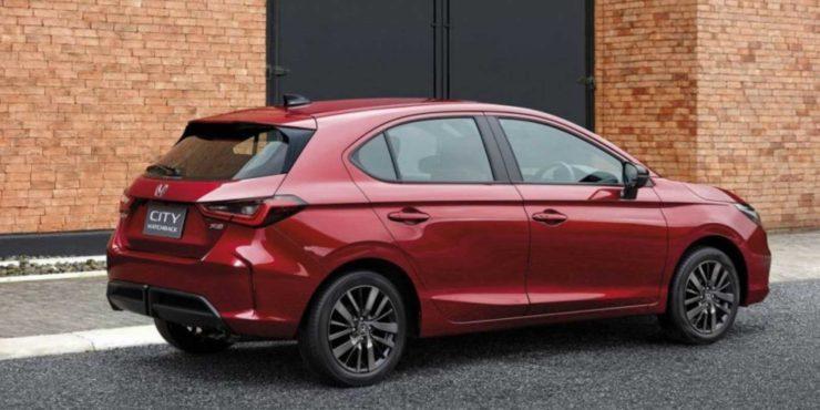 Honda City Hatchback - 02