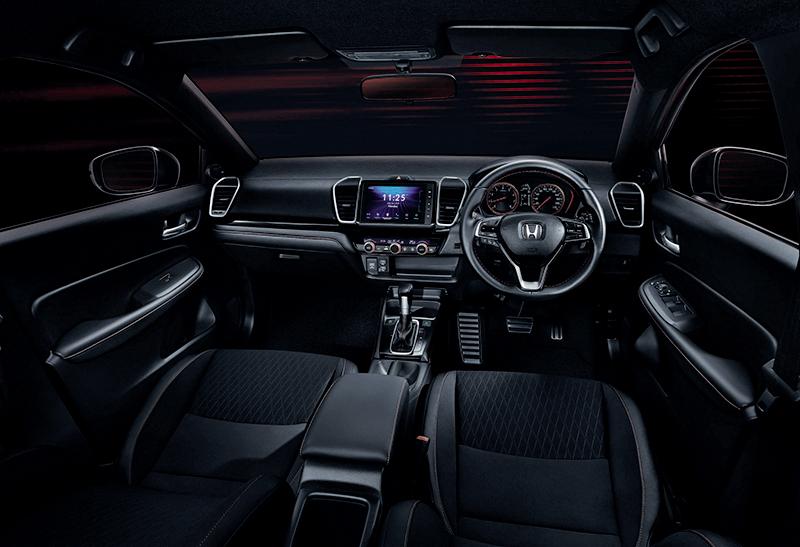 Honda City hatchback - 04