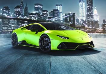 Lamborghini Huracán EVO Fluo Capsule - 01