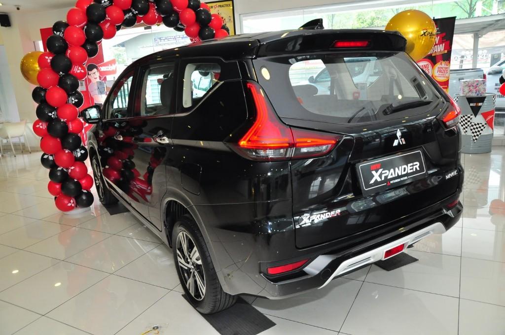 Mitsubishi Xpander - 07