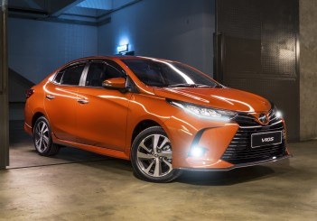 Toyota Vios (2020) - 04