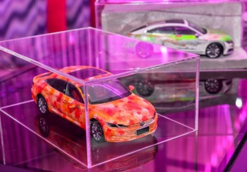 Volkswagen Passenger Cars Malaysia (VPCM) X Wei-Ling Gallery - 01 VW Arteon R-Line Art Cars