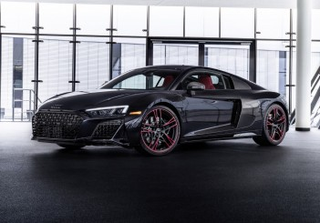 Audi R8 RWD Panther Edition - 01
