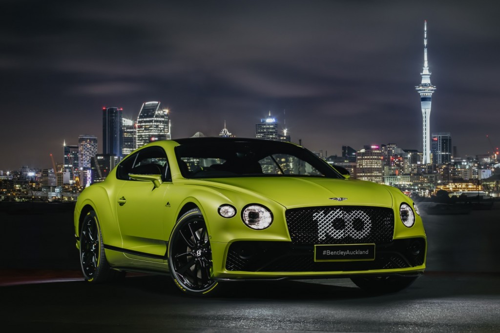 Bentley Pikes Peak Continental GT limited edition - 01