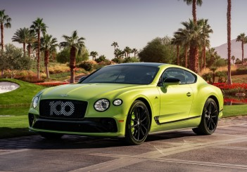 Bentley Pikes Peak Continental GT limited edition - 03