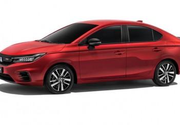Honda City (Mk5) - 01