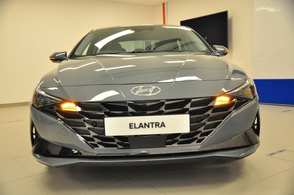 Hyundai Elantra 1.6 (Mk7) - 95