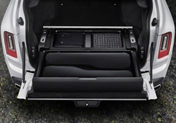 Rolls-Royce Pursuit Seat in Recreation Module