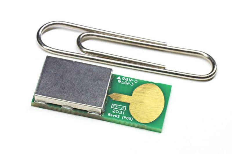 """A """"Digital Car Key Module"""" developed by LG Innotek"""