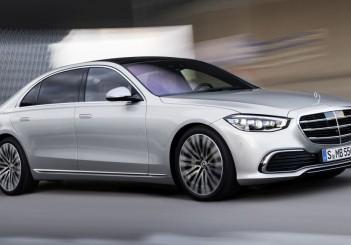 Mercedes-Benz S-Klasse, V 223, 2020Mercedes-Benz S-Class, V 223, 2020