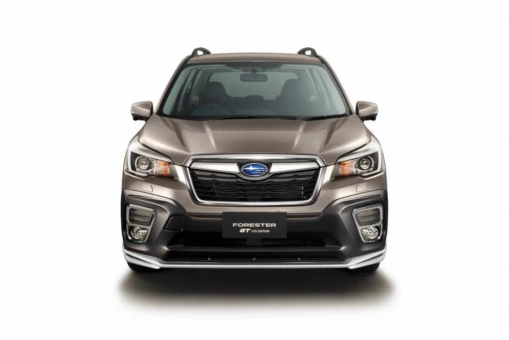 Subaru GT Lite Edition - Full Front