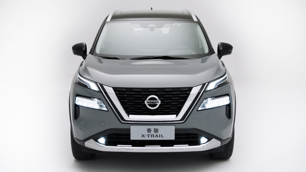 All-new Nissan X-Trail for Auto Shanghai 2021 Photo 02-source