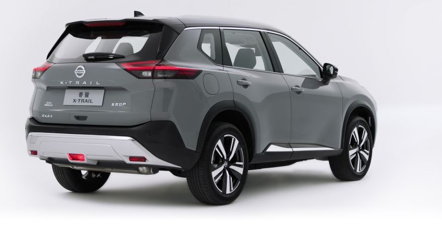 All-new Nissan X-Trail for Auto Shanghai 2021 Photo 05-source