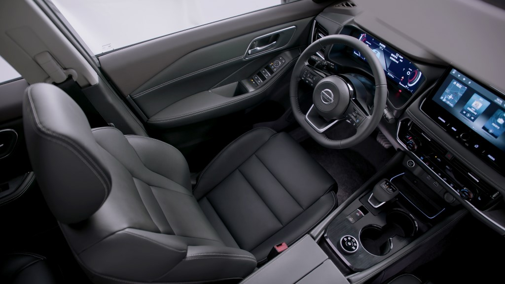 All-new Nissan X-Trail for Auto Shanghai 2021 Photo 13-source