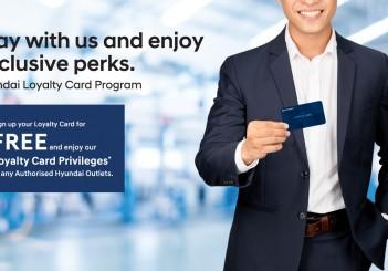 Hyundai's Loyalty Card